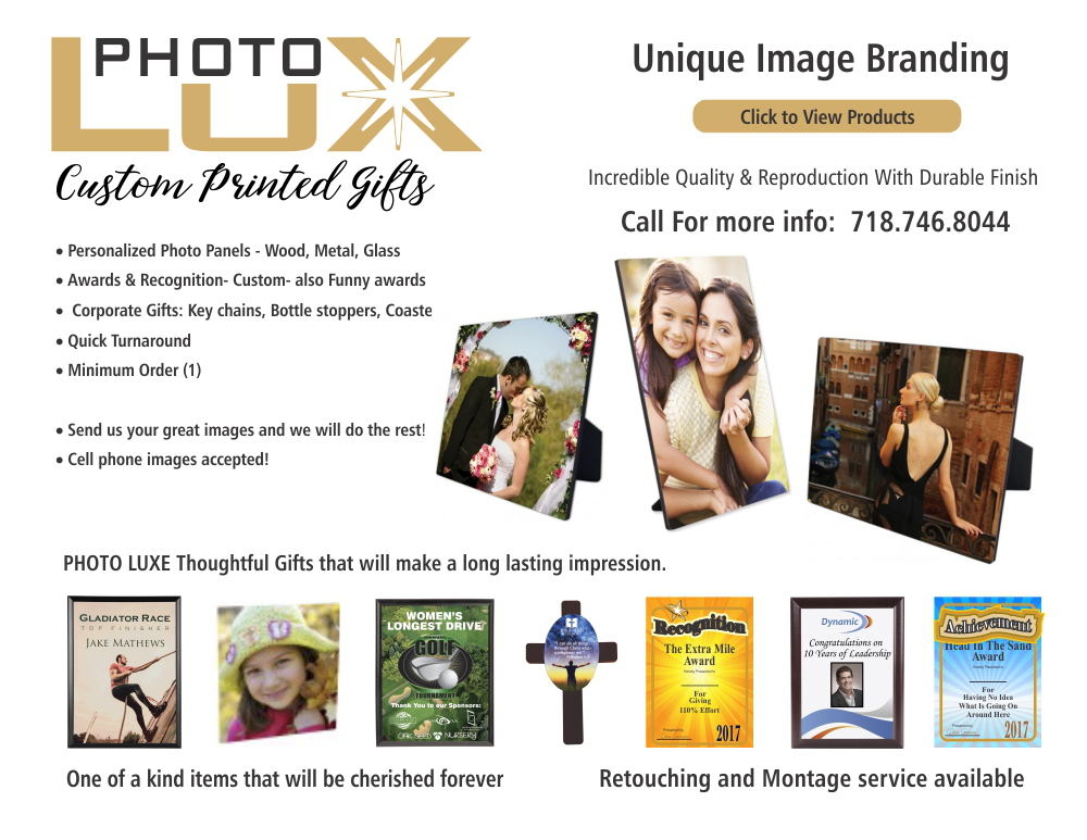 Photo Luxe Gifts
